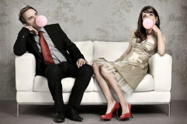 coppia apatica