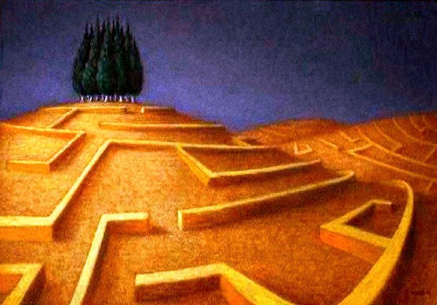 Labirinto ella vita