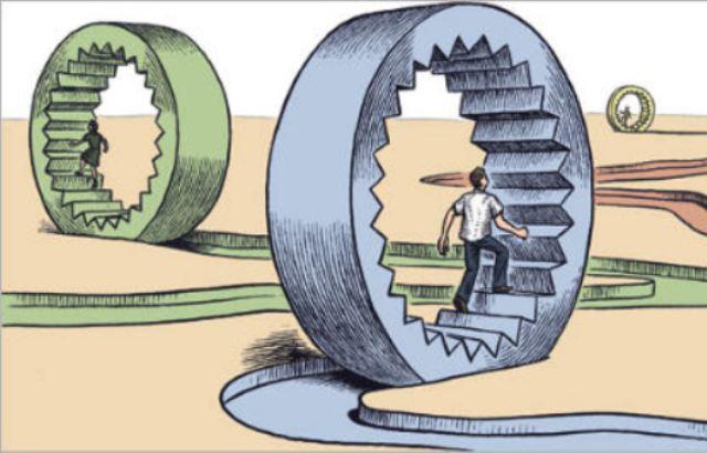 Il pericolo delle abitudini