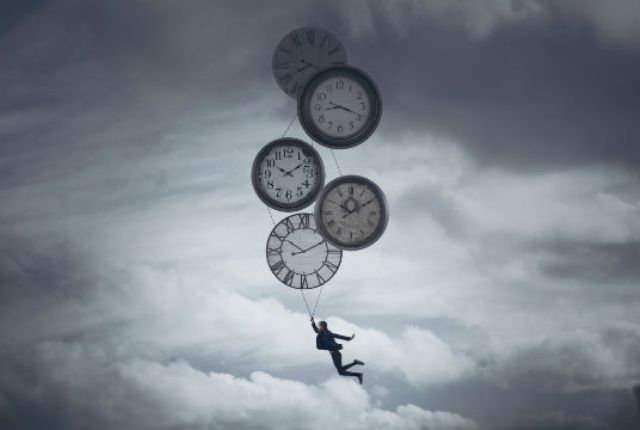 Volare sulle ali del tempo
