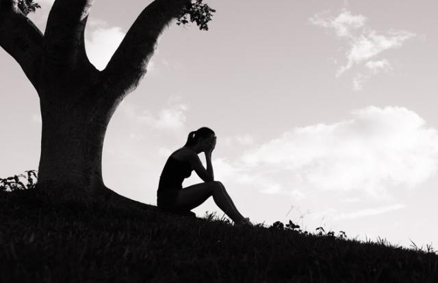 paura della solitudine