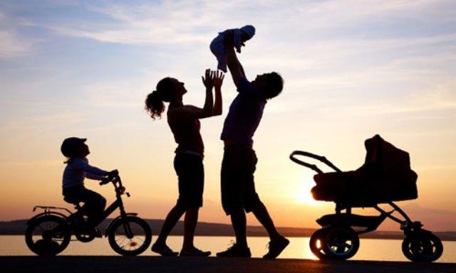 Mamma e Papà con Figli