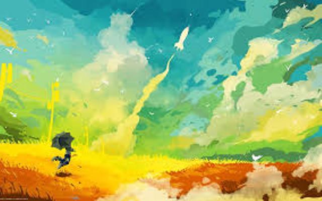 Dipingere la felicità
